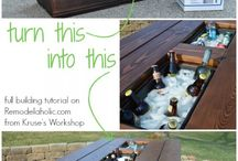 Outdoor Projects / by Dawn Bevins Wright