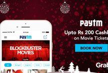 Online Movie Ticket Offers