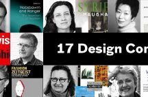 """17 Design Commentators Choose 17 Books / To complement the recent publication of our """"100 Designers/100 Books"""" list, we bring you """"17 Design Commentators/17 Books,"""" which celebrates the book lists that have been contributed to Designers & Books by our commentators—critics, curators, editors, educators, executives, writers, and other distinguished design community members.  As with """"100 Designers/100 Books,"""" we've paired each of our commentators together with a book chosen from the book lists they've submitted."""