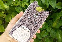 crochet cases phone