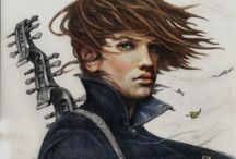 the kingkiller chronicle / Because Kvothe...