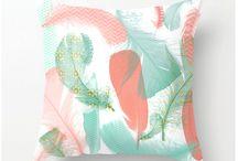 Boho bedroom inspiration / by Electra Rickell