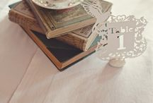 Wedding coverting / Styling ideas