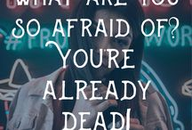 Horror/Crime/Paranormal Prompts