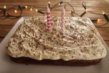 First birthday cakes