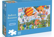 Gibsons 100XXL Piece Jigsaw Puzzles / Fantastic range of Gibsons 100XXL Piece Jigsaw Puzzles to choose from for that keen puzzler.