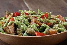 Salads, Vinegars & Sauses