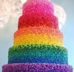 Cake / Beatiful cake and cupcake