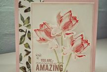 Stampin' Up! - Lotus Blossom