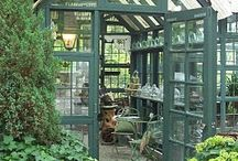 Mad about Greenhouses / All sorts of fun greenhouse things