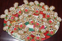 Food-Cookies / by Cathy Ludwig Price