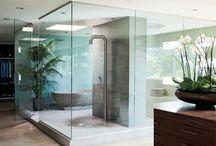 Celebrity Bathrooms / The bathrooms of the celebrities...