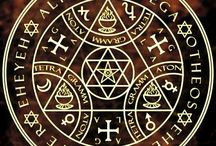 Sacred Ancient symbols & Geometry
