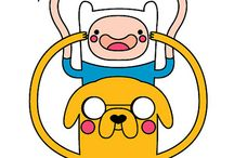 Adventure Time / by Lauren Brown