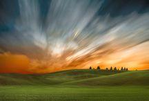 Art: Landscapes, Skyscapes
