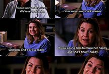 Grays anatomy / by Shelby Oster