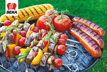Grilling and chilling / The first hot sunny days are the signal to get the barbecue or stone grill out and spend hours chilling around the table. You can raise your dishes to new heights if you use marinade. Discover it now…