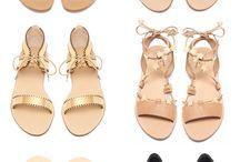 Sandal & bag stories