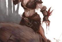 BARBARIAN • Female