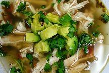Soups / Ummm.... it's about soups.