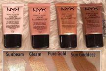 international makeup products