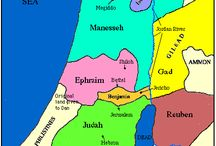 The Holy Land / Maps and images of the Holy Land