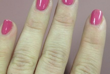 Renee's Nails / Finger Nail polishes that I have played around with or own! / by Renee Dean