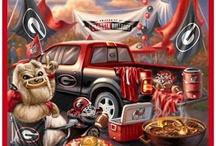 Go Bulldogs!! / by Amber Spence