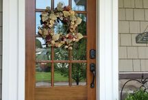 Front door / by Shannon Castle