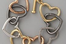 Jewellery and clothes