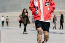 Things to call STREET WEAR / Street wear fashion