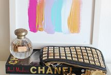 Art / In love with these creative, beautiful pieces for the home.