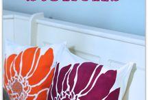DIY Art / Ideas to DIY art in your home!