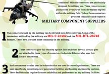 What is the Need of Connectors in Military?