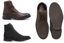 Calçados masculino // Estilo