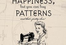 Sewing and Creativity Quotes / by The McCall Pattern Company