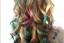 Cheveux Craie-Hairchalk / Cheveux craie-Hairchalk-Coloration-Haircolor
