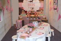 Horse party - Poney party - Anniversaire cheval