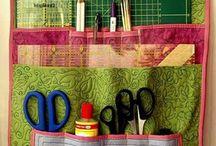 organização de costura
