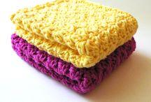 Crochet Wash Clothes