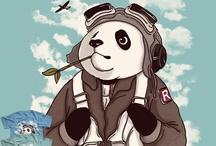 Panda / by Inna Rexina