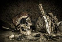 Art - Pirate Skull.