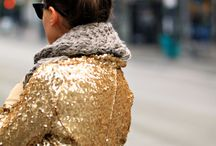 Holiday Style Guide / This holiday season, dress to the nines in the most chic winter trends! From metallics and sequins to leather and faux fur, make your look shine with a touch of sparkle.