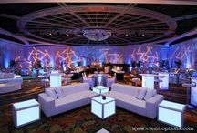lighting event decor