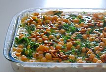 Middle Eastern side Dishes