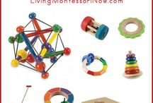 Toys for fun, Toys for Learning / by Sarah Pfuelb