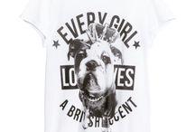 Slogan T-shirts & Sweatshirts