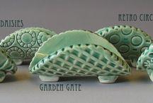 Porta cartões em Cerâmica
