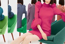 210 New Colors for Fashion, Home and Interior / Pantone Introduces 210 New Colors for the Fashion, Home and Interior Design Market. This trend driven color range expansion features the most sought after hues for today and tomorrow.   / by PANTONE COLOR