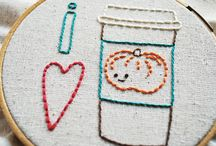 Embroidery  / Patterns, Inspiration, all things threaded :) / by Mick Matheson